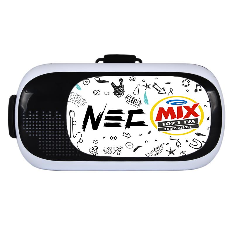 A Mix e a Banda NEC vão te dar um óculos de realidade virtual!