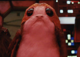 Design de Star Wars explica que os Porgs nasceram de um problema nas filmagens
