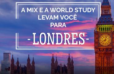 A Mix e a World Study levam você para Londres