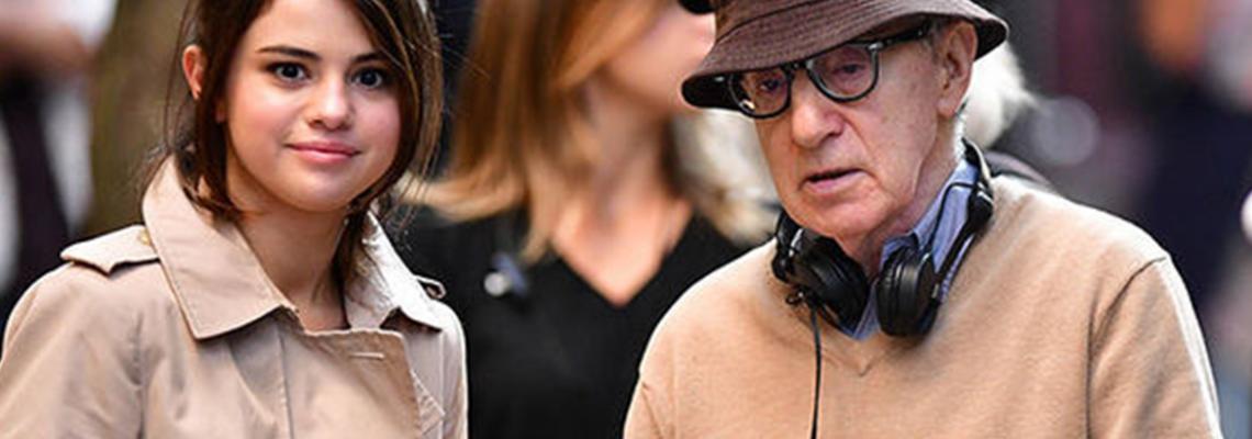Selena Gomez doa uma quantia maior que o salário recebido no filme de Woody Allen