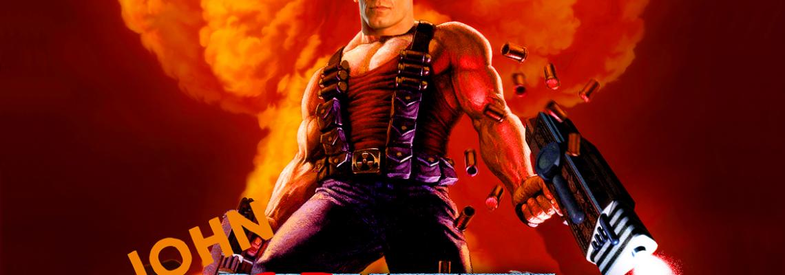 Conheça Duke Nukem um clássico que pode virar filme protagonizado por John Cena