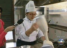 Algumas pessoas que não têm muito talento na cozinha