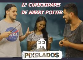 Pixelados – 12 curiosidades de Harry Potter