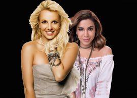 Campanha para Britney cantar com Anitta