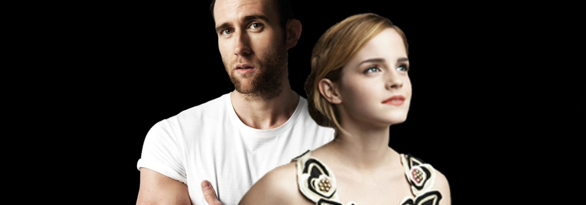 Matthew Lewis tinha um crush na Emma Watson