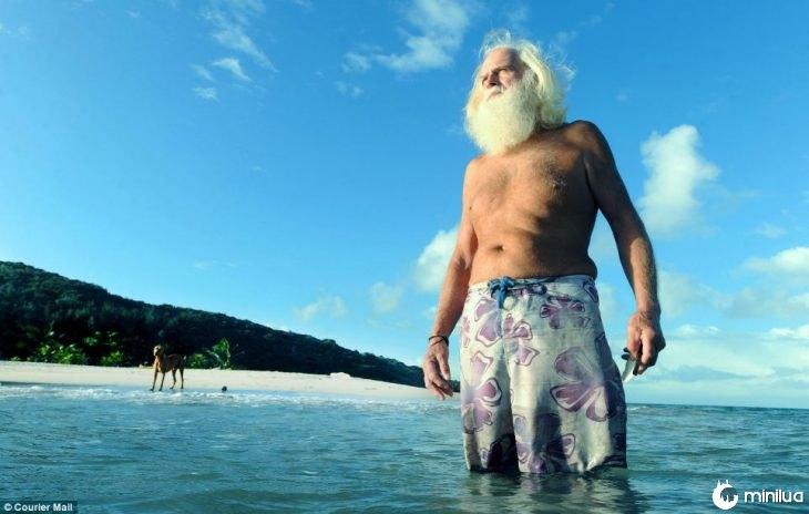 Você levaria alguém para uma ilha deserta? Quem seria essa pessoa? Veja as melhores respostas!