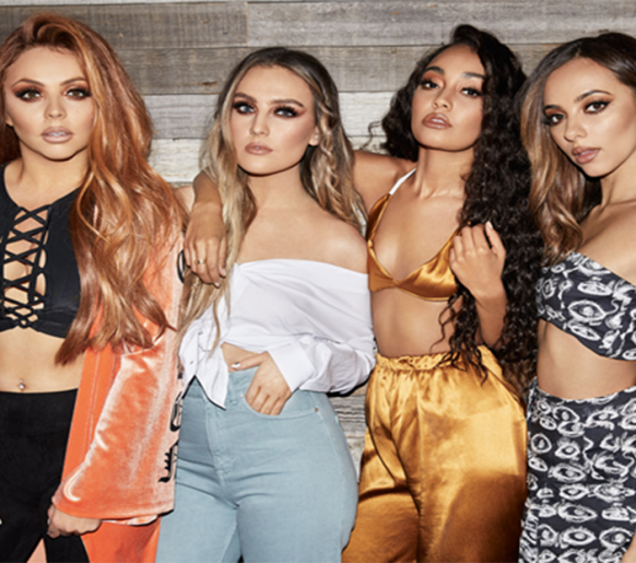 "Little Mix atinge marca 100 milhões de views com o clipe de ""No More Sad Songs"""