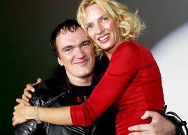 Tarantino quase matou Uma Thurman