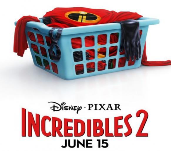 """""""Os Incríveis 2"""" ganha trailer"""