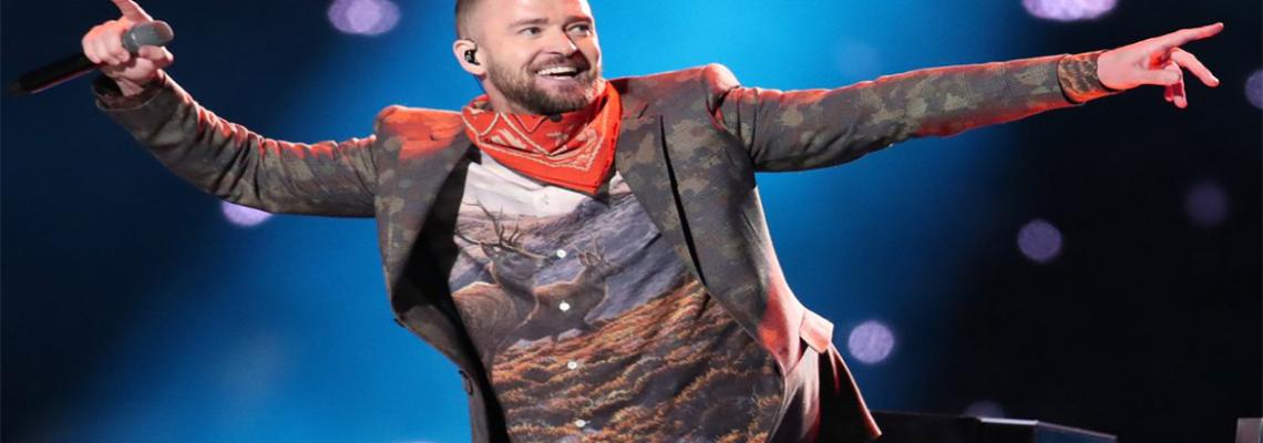 Super Bowl com Justin Timberlake tem a menor audiência em 3 anos