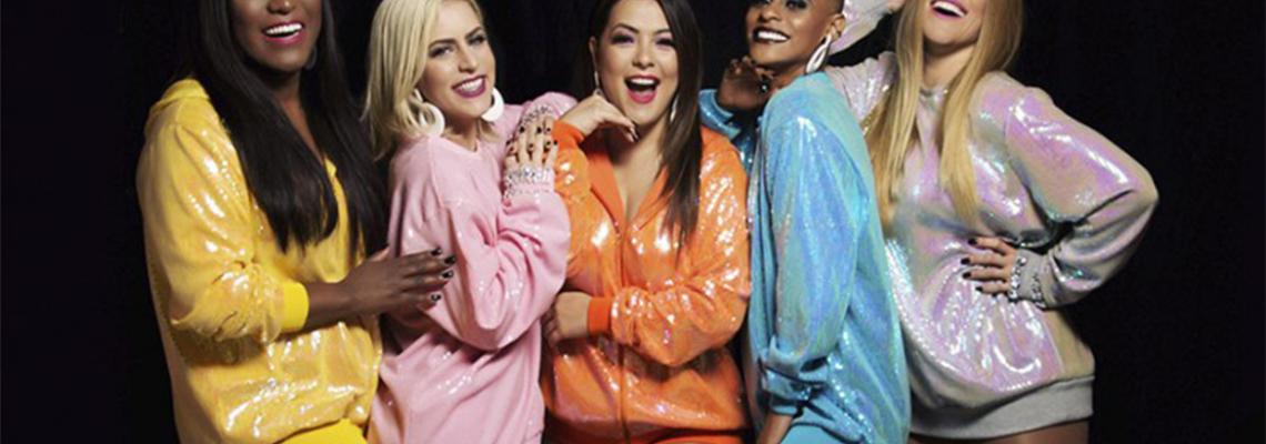 Bailando! Vem conferir o clipe do novo single da girlband Rouge