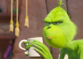 """""""O Grinch"""" ganha trailer"""