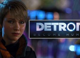 Detroit Become Human tentou ir ao limite do PS4 e já tem data de lançamento