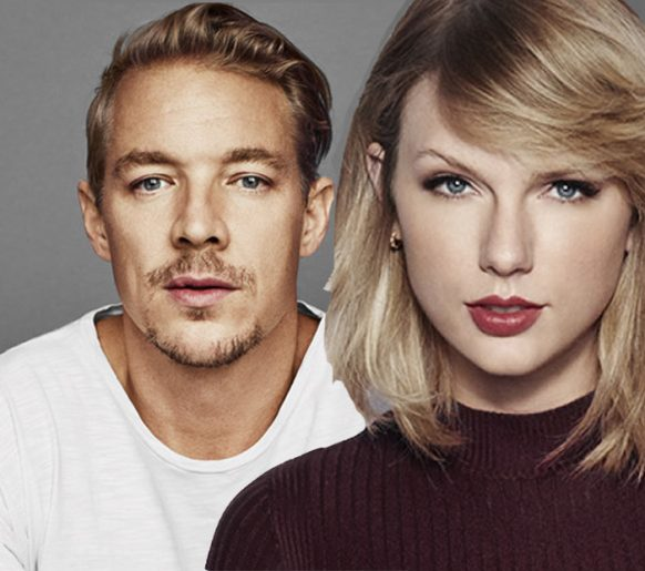 Diplo tira sarro da Taylor Swift. De novo.