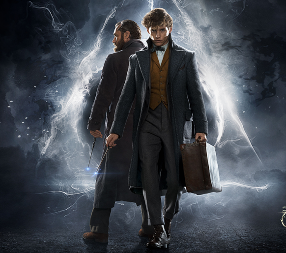 TEM TRAILER NOVO DE HARRY POTTER SEM HARRY POTTER: Animais Fantásticos, Os Crimes de Grindelwald