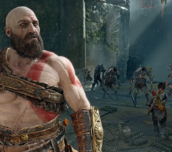 EXCLUSIVO! Veja os 15 minutos do brutal God Of War!