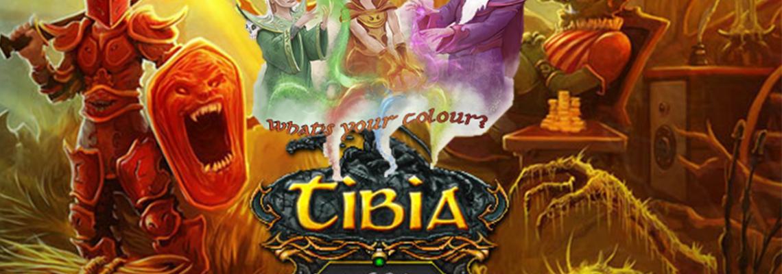 Os feiticeirosFurb of Fun,Feiz of PowereFern of Natureestão voltando para o Tibia