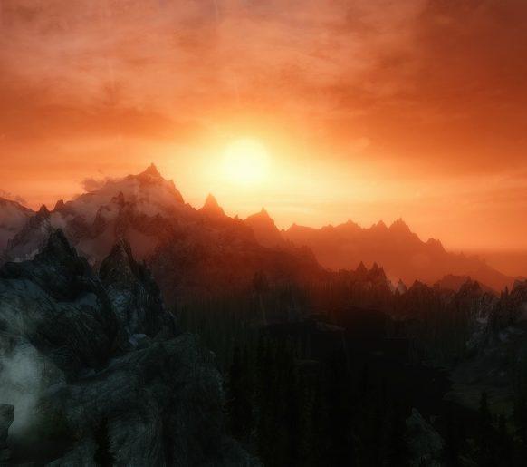 Saiu imagens do mod com gráficos insanos de Skyrim