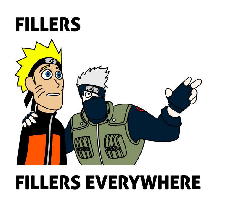 Fuja dos Fillers de Naruto Shippuden  Saiba mais!