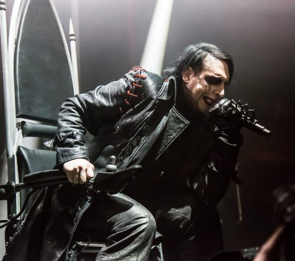 Marilyn Manson anuncia participação no segundo final de semana do Coachella