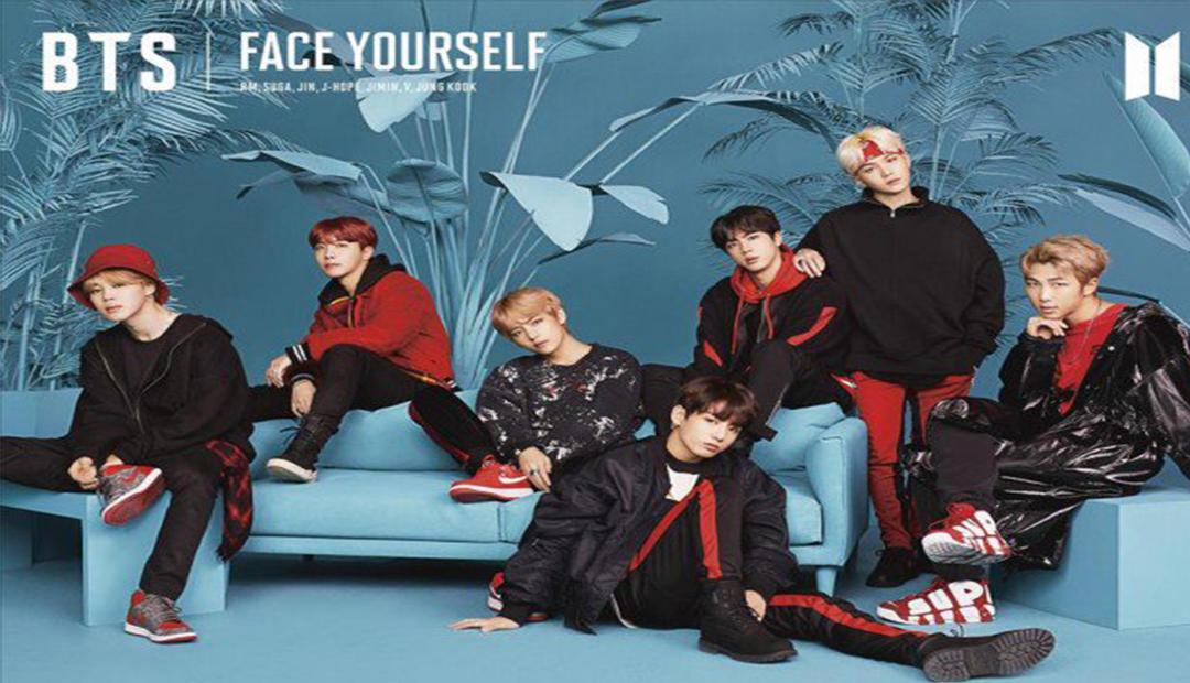 """BTS lança novo álbum: """"Face Yourself"""" conta com 12 faixas. Vem ouvir!"""