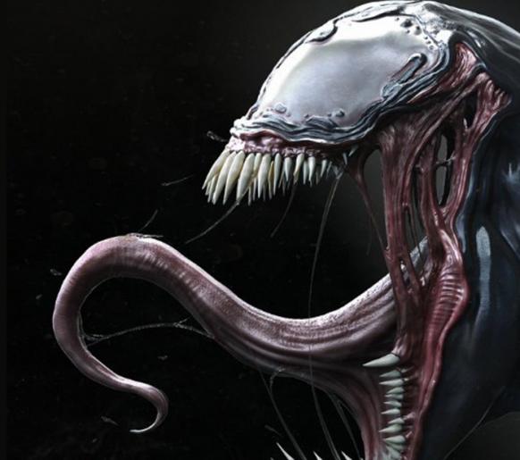 Finalmente Venom aparece no novo trailer de seu filme!