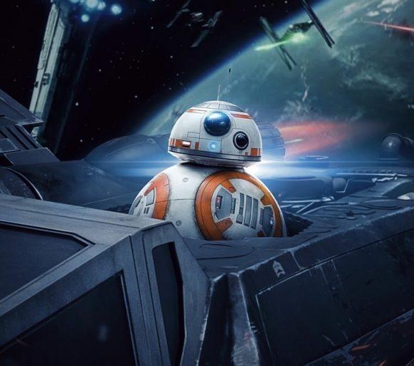 É dia de Star Wars: que a Força esteja com você!