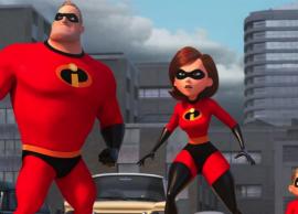 Sr. e Sra. Incrível quebram tudo em novo vídeo de Os Incríveis 2