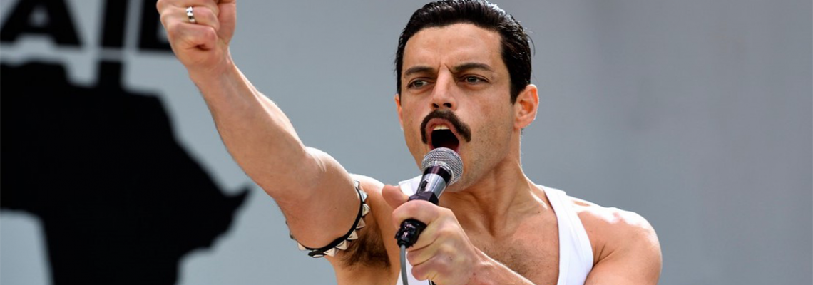 Trailer de filme do Queen traz Freddie Mercury em vida boêmia