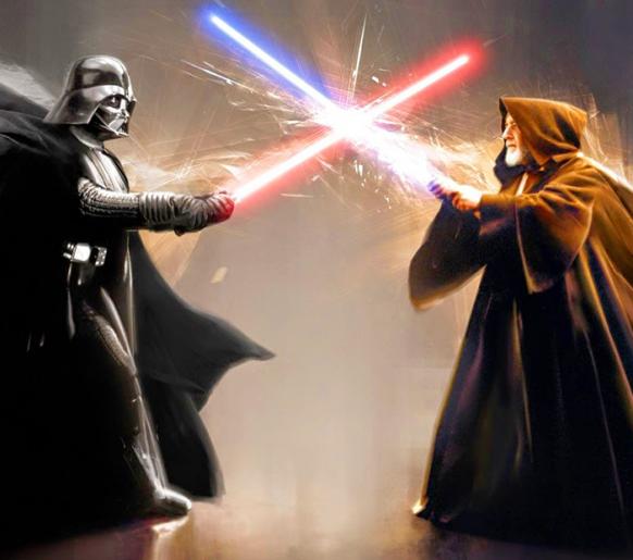 Veja as melhores lutas com sabre de luz dos filmes de Star Wars