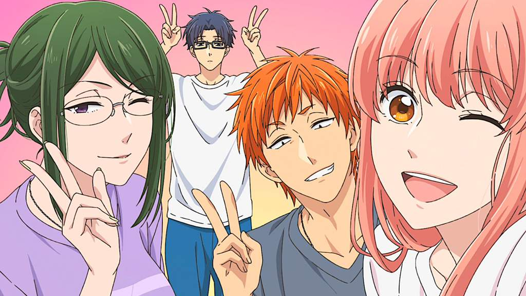 Wotaku Ni Koi Wa Muzukashii Lit O Amor E Dificil Para Um Otaku Abreviado Wotakoi Manga Josei De Comedia Romantica