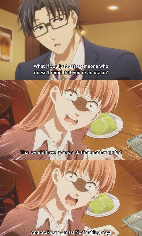 No Anime Da Vida Eu Sou A Propria Narumi